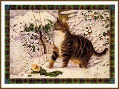Lesley Anne Ivory cats