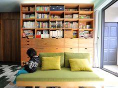 New Retro Style Apartment in Taipei - DECOmyplace