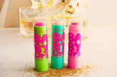 baby lips ♥ i gotta get me one of these man .