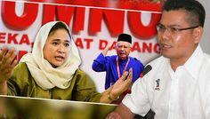 """""""Anina ditaja pemimpin Umno untuk kritik Najib"""" - http://malaysianreview.com/138974/anina-ditaja-pemimpin-umno-untuk-kritik-najib/"""