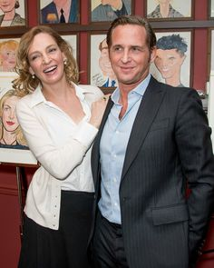 Josh Lucas tells PEOPLE about his starring turn in Broadway's The Parisian Woman and how he and ex-wife Jessica Ciencin Henriquez co-parent their son Josh Lucas Wife, Darnell Nicole, How To Do Splits, Broadway Plays, Hollywood Couples, Old Flame, Getting Divorced, Uma Thurman, Co Parenting