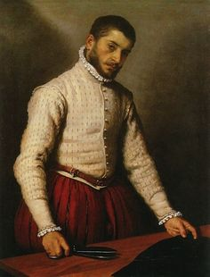 Doublet (Painting by Giovan Battista Moroni)