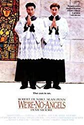 An original, rolled, one-sheet movie poster x from 1989 for We're No Angels with Robert De Niro, Sean Penn, and Demi Moore. Bruno Kirby, Movie Talk, Cinema, Film Watch, Sean Penn, Demi Moore, Vintage Movies, New Movies, Filmmaking