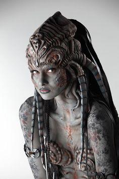 Make-up & prosthetics  Vincent de Monfreid