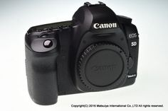 CANON EOS 5D Mark II Body 21.1MP Digital Camera Excellent+ #Canon