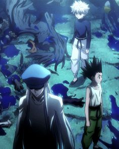 kite hunter x hunter - Google Search