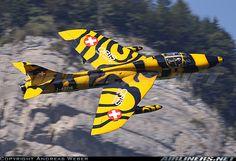 Swiss Hawker Hunter T68