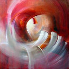Annette Schmucker, Erwartung, Abstract art, Contemporary Art, Expressionism