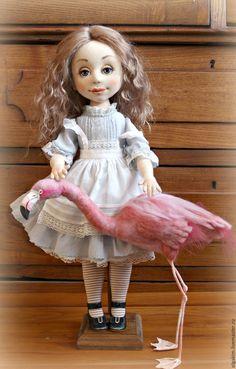 Купить Королевский крокет. Алиса в стране чудес.( резерв) - голубой, алиса в…
