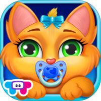 My Newborn Kitty - Fluffy Care by TabTale LTD