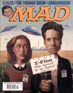 The 10 Greatest 'MAD' Magazine Covers – Flavorwire
