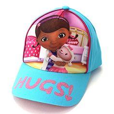 Doc McStuffins Lambie Toddler Baseball Cap Hat (Blue) Disney http   www f3b0c8b7f9c9