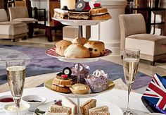 Afternoon tea special offers
