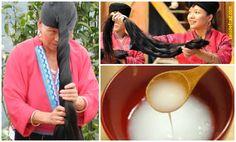 Hay un secreto de belleza compartido por mujeres orientales de cabello muy largo. Aprende a usar agua de arroz para hacer crecer el cabello!