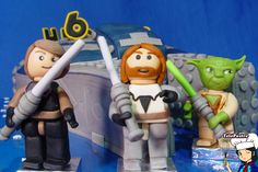 Tarta Lego Star Wars
