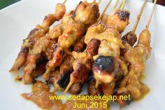 Resep Sate Ayam Ponorogo