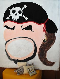 Pirate themed games!