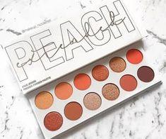 aesthetic makeup brands perfect day for peach extended palette makeup_nicolettet Cute Makeup, Makeup Geek, Makeup Inspo, Beauty Makeup, Dior Makeup, Gold Makeup, Gorgeous Makeup, Makeup Trends, Makeup Ideas