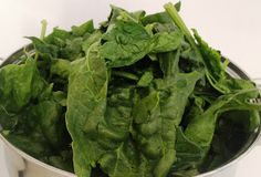 DIY: Spinach mask ~ Skin Care Suggestions