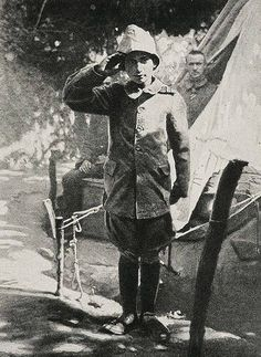 Ali Reşat Çavuş, A Young Volunteer Soldier (15 years old) in the Ottoman Army, Gallipoli War (Çanakkale Savaşında Osmanlı Ordusunda Gönüllü Bombacı olan 15 yaşındaki Ali Reşat Çavuş)