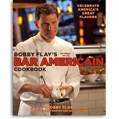 Going to meet Bobby Flay and get his latest book signed! Wahoo!