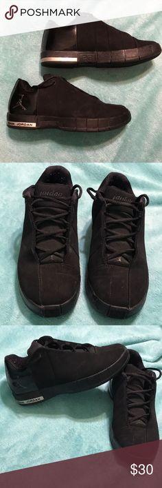 Jordan Team Elite 2 all black