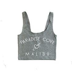 Malibu Crop Top www.sixthreads.com  $12.99