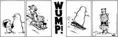 Calvin and Hobbes Comic Strip  for Dec/15/2014 on GoComics.com