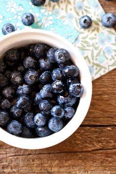 Blueberries | FamilyFreshCooking.com