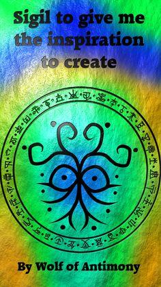 Wolf Of Antimony Occultism: Photo Wiccan Runes, Wiccan Symbols, Norse Runes, Magic Symbols, Spiritual Symbols, Egyptian Symbols, Viking Symbols, Viking Runes, Ancient Symbols