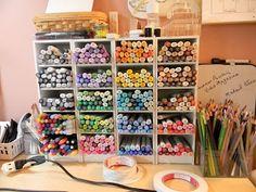 Studio 3 Solutions, Color Cubbies