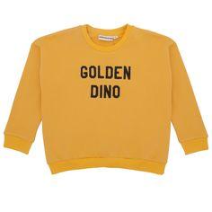 CLASSIC SWEATER DORTHY GOLDEN DINO
