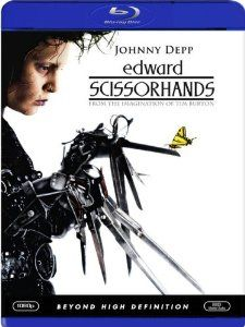 Edward Scissorhands (1990) ($7.34) http://www.amazon.com/exec/obidos/ASIN/B000VDDWDI/hpb2-20/ASIN/B000VDDWDI It's another wonderful Tim Burton film and Johnny Depp does an excellent job as Edward Scissorhands. - Here is what I have to say about Edward Scissorhands: This movie makes me sob; I mean I just bawl my eyes out every time I watch it. - Johnny Depp plays the role so good.