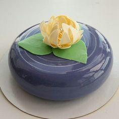 Lovely Shiny Cake. ☺❤