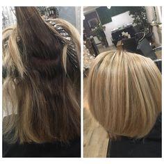 #highlights #blondehair #blonde #hairlove