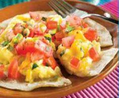 Huevos Rancheros with Fresh Salsa Healthy Meals