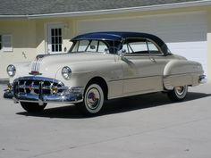 1950 Pontiac Super Deluxe Catalina, very nice...