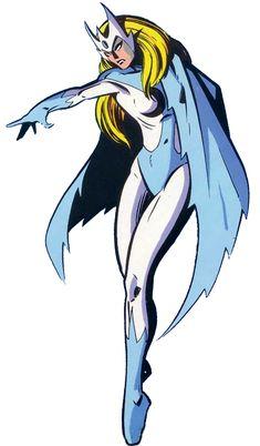 "Narya aka ""Snowbird"" (Alpha Flight)"