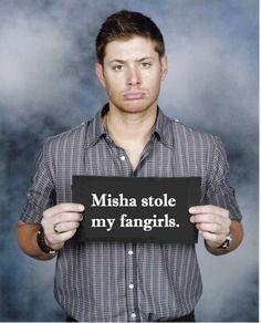 it's ok, Jensen. I still love you :)
