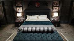 Hannibal's bedroom