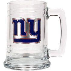 Personalized NFL Emblem Mug - New York Giants