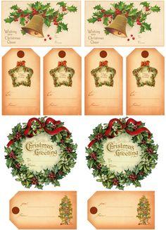 Public Domain Vintage Christmas Images Pic 9