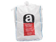 Alfa Big-Bag ASBESTOS for the disposal of asbestos mineral fibres