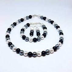Wedding Necklaces, Wedding Jewelry Sets, Wedding Earrings, Bridal Jewelry, Pearl Bracelet, Bracelet Set, Pearl Necklace, Groom Gifts, Bride Gifts