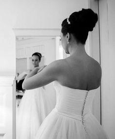 Vestido de noiva Rosa Clara off White, comprado na Maison Veridiane (Curitiba)