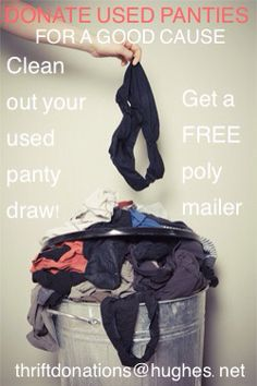 Email us your address to get a free mailer mailed to you. we accept all styles, colors, sizes, clean or dirty. Make A Donation, Extra Money, Hosiery, How To Make, How To Wear, Swimsuits, Lingerie, Gowns, Learning