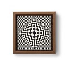 Gravura Optical Checkers