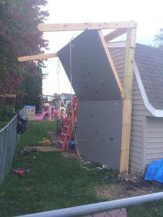 grimpan fabriquer son pan d 39 escalade mur d 39 escalade maison pinterest escalade mur et. Black Bedroom Furniture Sets. Home Design Ideas