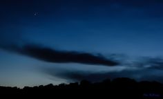 conjunction jupiter & venus 6-30-15