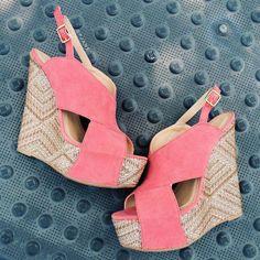 Fashion platform #sandals